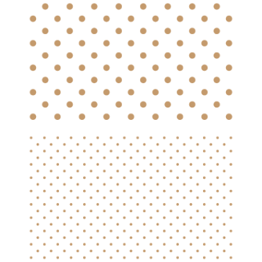 Stencil Deco Fondo 049 Topos y Topitos