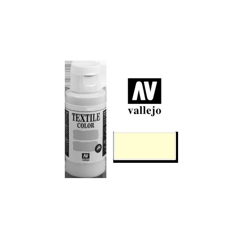 Pintura Vallejo Textil Crema 60ml