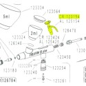 <p>Gatillo completo de recambio para Aerógrafos Harder & Steenbeck modelo Evolution</p>