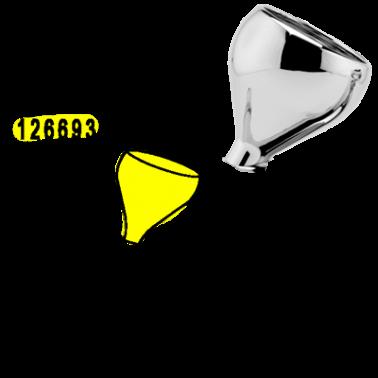 Recambio Aerografo Harder Ultra Depósito 2ml