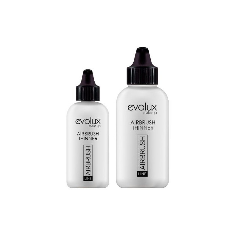Maquillaje Evolux Diluyente - Limpiador 100ml