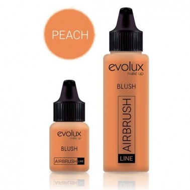 Maquillaje Evolux Colorete Melocoton 30ml