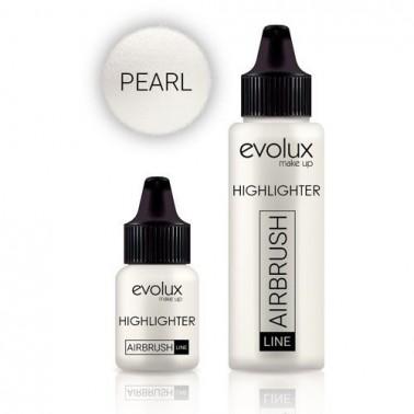 Maquillaje Evolux Iluminador Perla 30ml