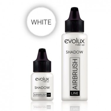Maquillaje Evolux Sombra Blanco 30ml