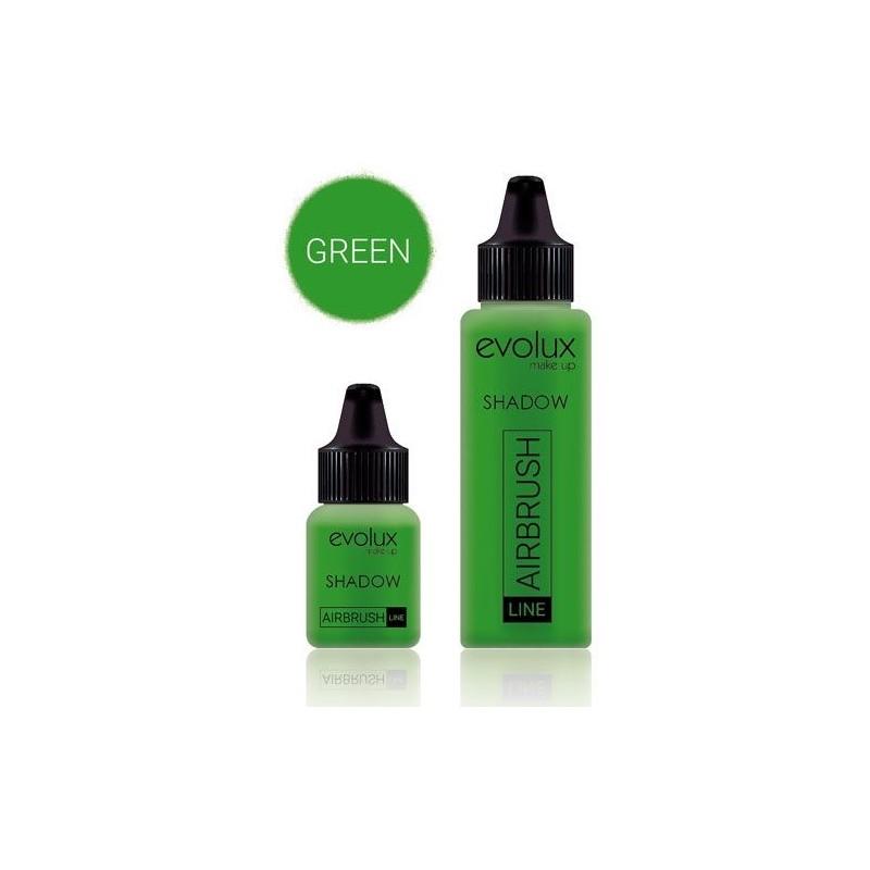 Maquillaje Evolux Sombra Verde 30ml