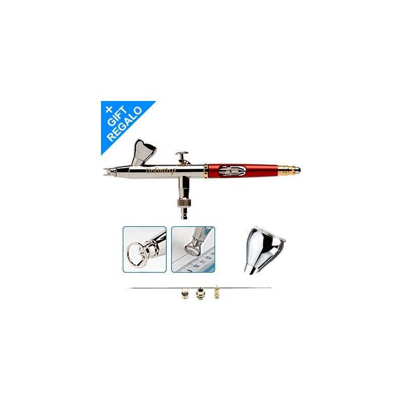 Aerógrafo Harder Infinity CRplus 2en1 126543