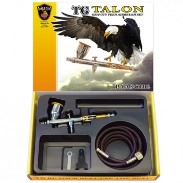 Aerógrafo Paasche Talon 0.38mm SET