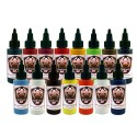 Kit Pintura Paasche Extreme Air 60ml Todas-Superficies (15 colores)