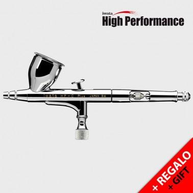 Aerógrafo Iwata High Performance HP-CP