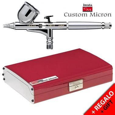 Aerógrafo Iwata Custom Micron CM-C2
