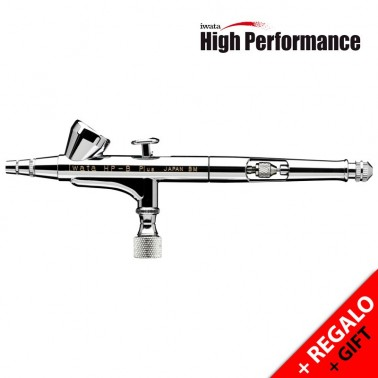 Aerógrafo Iwata High Performance HP-BP