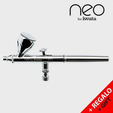 Aerógrafo Iwata Neo CN