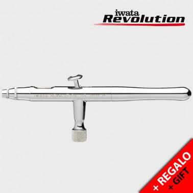 Aerógrafo Iwata Revolution HP-AR