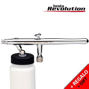Aerógrafo Iwata Revolution HP-BCR