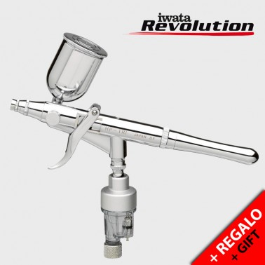 Aerógrafo Iwata Revolution HP-TR1