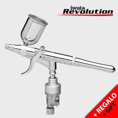 Aerógrafo Iwata Revolution HP-TR2
