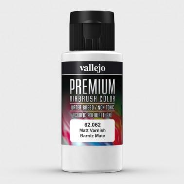 Barniz Mate Aerografia Premium 62.062 Vallejo 60ml.