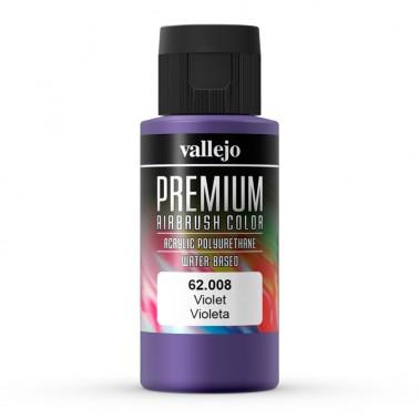 Opaco Violeta Aerografia Premium 62.008 Vallejo 60ml.