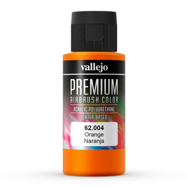 Opaco Naranja Aerografia Premium 62.004 Vallejo 60ml.