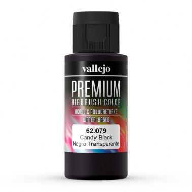 Candy Negro Aerografia Premium 62.079 Vallejo 60ml.