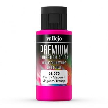 Candy Magenta Aerografia Premium 62.075 Vallejo 60ml.