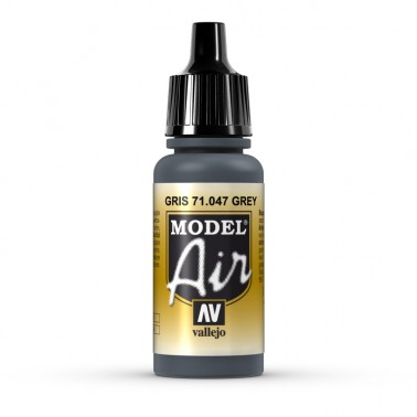 Gris Aerografia Model Air 71.047 Vallejo 17ml