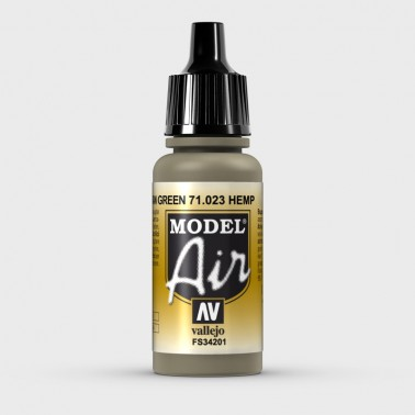 Camuflaje Beige Aerografia Model Air 71.023 Vallejo 17ml