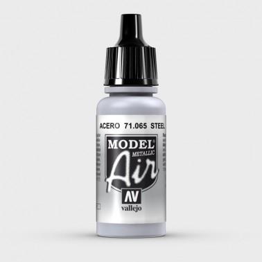 Acero Aerografia Model Air 71.065 Vallejo 17ml
