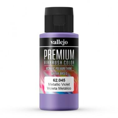 Metalico Violeta Aerografia Premium 62.045 Vallejo 60ml.