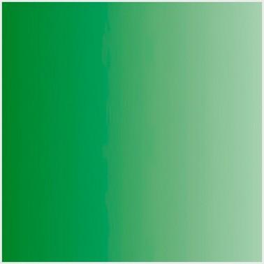 Pintura Aerografia Acuarela 33.530 Verde Intenso Vallejo