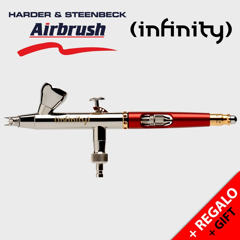 Aerógrafo Harder Infinity