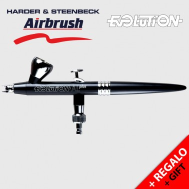 Aerógrafo Harder and Steenbeck Evolution ALplus 0.2mm - 126255