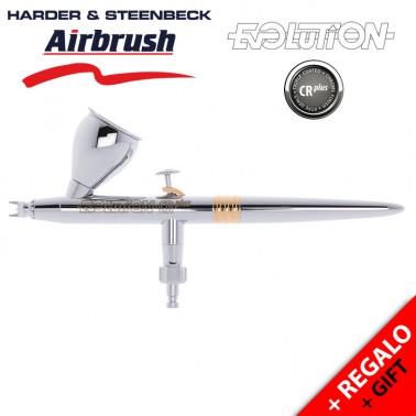Aerógrafo Harder and Steenbeck Evolution CRplus