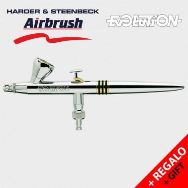 Aerógrafo Harder and Steenbeck Evolution