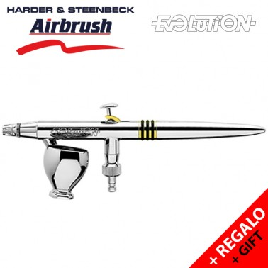 Aerógrafo Harder and Steenbeck Evolution X