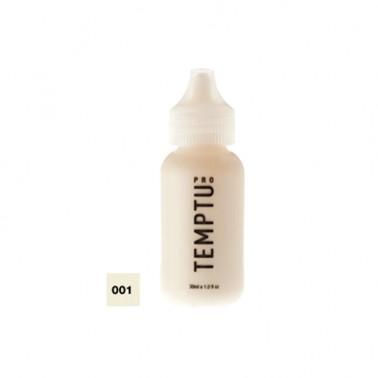 Maquillaje Temptu Pro Base SB 001 Porcelain