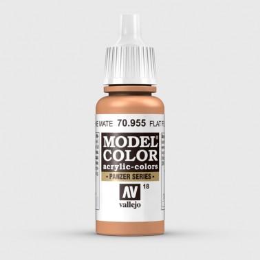 Pintura Aerografia Model Color 70.955 Carne Mate Vallejo 17ml.