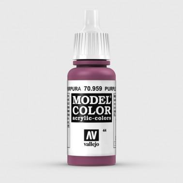 Pintura Aerografia Púrpura Model Color 70.959 Vallejo 17ml.