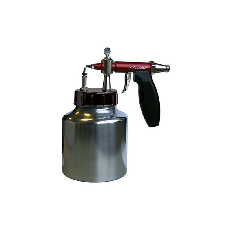 Aerógrafo Paasche L Sprayer 1.32mm con depósito