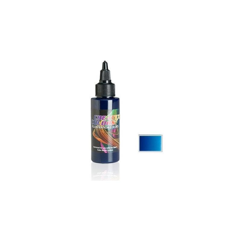 Pintura Aerografia Createx Illustration Azul Cobalto