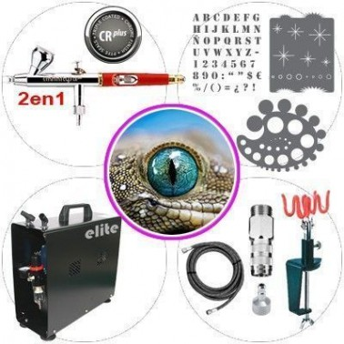 Airbrush Kit 043 Master