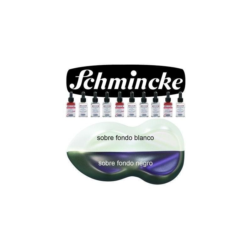 Pintura Aerografia Schmincke AutoColor AeroVision Plata Violeta