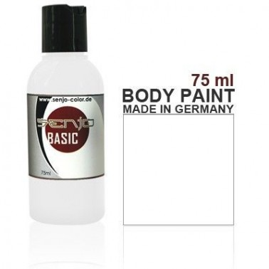 Pintura Aerografia Senjo Bodypaint Blanco