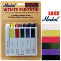 Pintura Markal Paintstik Pro 50ml Set Basico 6 Colores