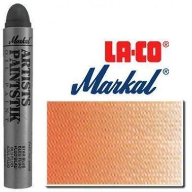 Pintura Markal Paintstik Pro 50ml Naranja Ardiente Flourescente