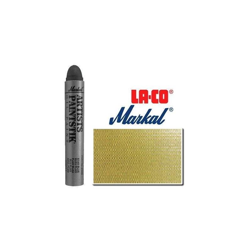 Pintura Markal Paintstik Pro 50ml Oro Iridiscente