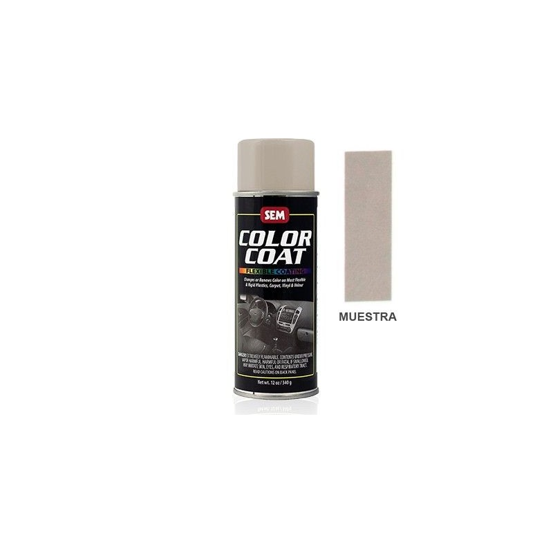 Pintura Polipiel Color Coat Ladera Aerosol