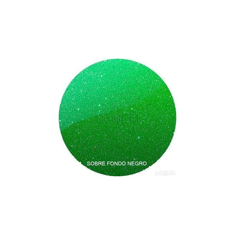 Purpurina CrystalPur 422 Verde