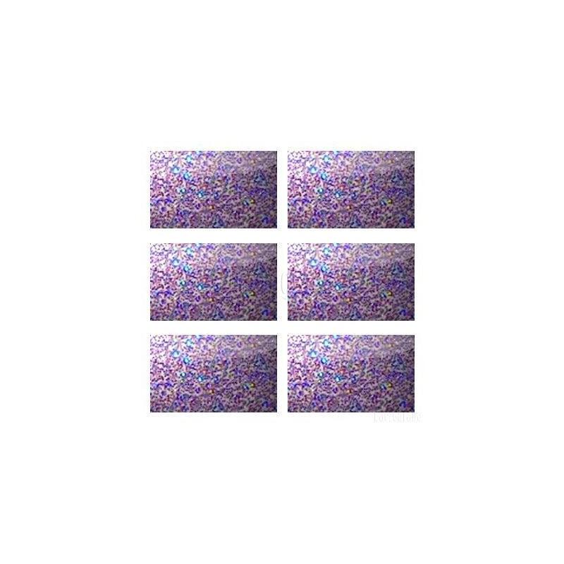 Purpurina Holográfica Lavanda