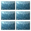 Purpurina Flake Polipur 25P Azul Cielo de PET que ofrece mayor brillo que cualquier otra de nuestras purpurinas<br /><br />El color de la imagen es orientativo.